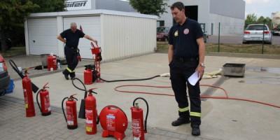 Brandschutzhelfer nach ASR 2.2 - Wieviele braucht man im Unternehmen?