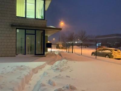 Winterwunderland in Merseburg
