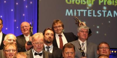 ARS mit begehrtem Mittelstandspreis ausgezeichnet
